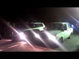 vaz2107 vs Skoda Fabia RS